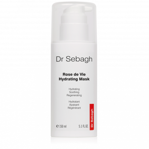 Professional Size Rose de Vie Hydrating Mask (150ml)