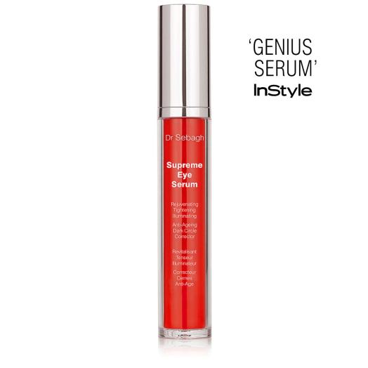 Dr Sebagh Supreme Eye Serum – 'Genius Serum' – InStyle