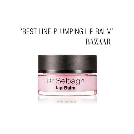 Dr Sebagh Lip Balm – voted 'Best Line-Plumping Lip Balm' by Harper's Bazaar