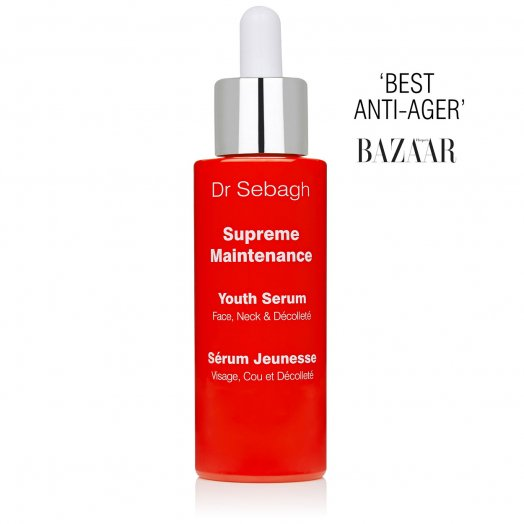 Dr Sebagh Supreme Maintenance Youth Serum – Voted 'Best Anti-Ager' by Harper's Bazaar