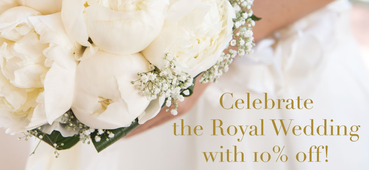 Royal Wedding 2018 Dr Sebagh Promotion