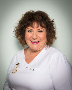 Shirley Page, Holistic Clinical Therapist