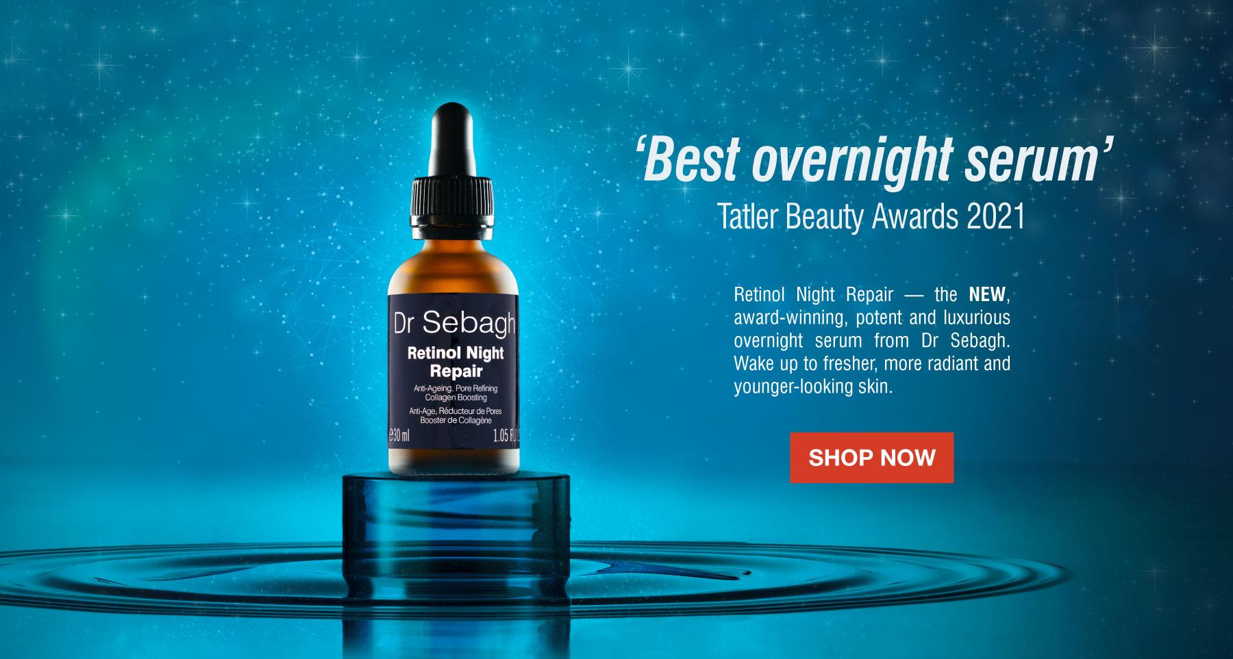 Dr Sebagh Retinol Night Repair