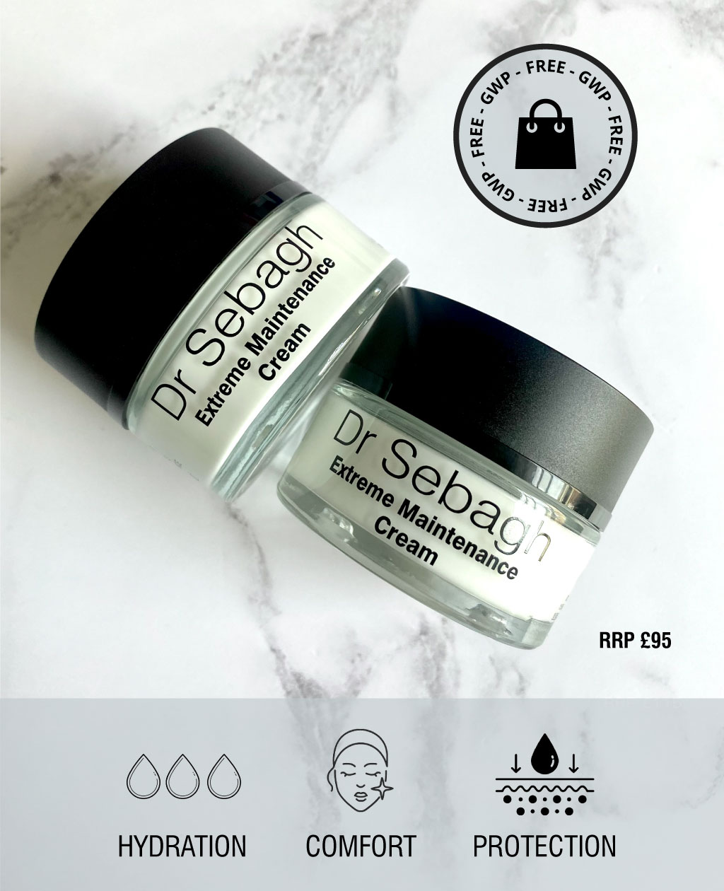 Dr Sebagh Extreme Maintenance Cream Gift with Purchase