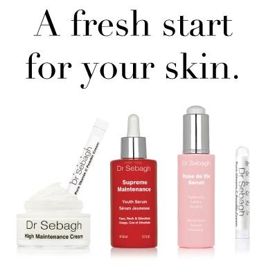 Dr Sebagh A Fresh Start for Your Skin