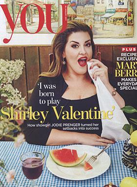 You Magazine reviews Rose de Vie Hydrating Mask