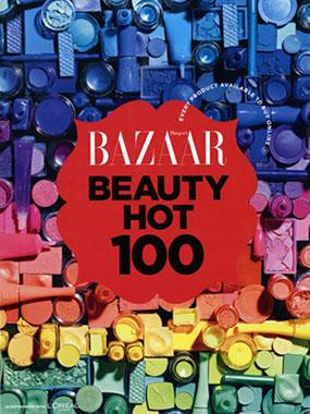 Harper's Bazaar Beauty Hot 100 features Supreme Neck Lift