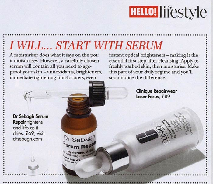 Dr Sebagh Serum Repair