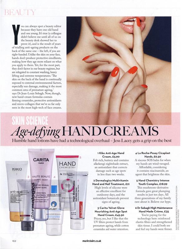 Dr Sebagh High Maintenance Hand Cream