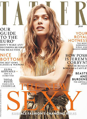 Dr Sebagh Supreme Day Cream featured in Tatler - drives out free radicals