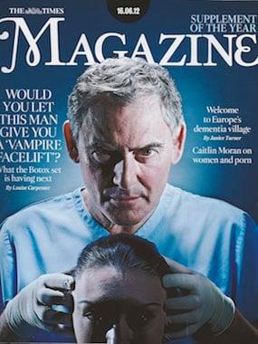Times Magazine interviews Dr Sebagh
