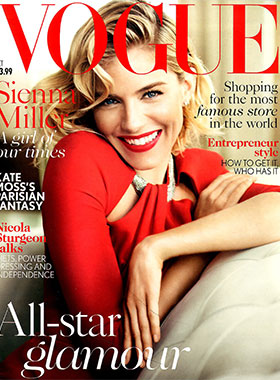 Vogue Checklist Skin SOS