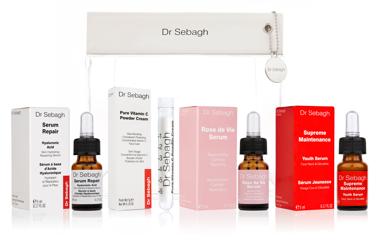 Dr Sebagh Couture Skincare Collection